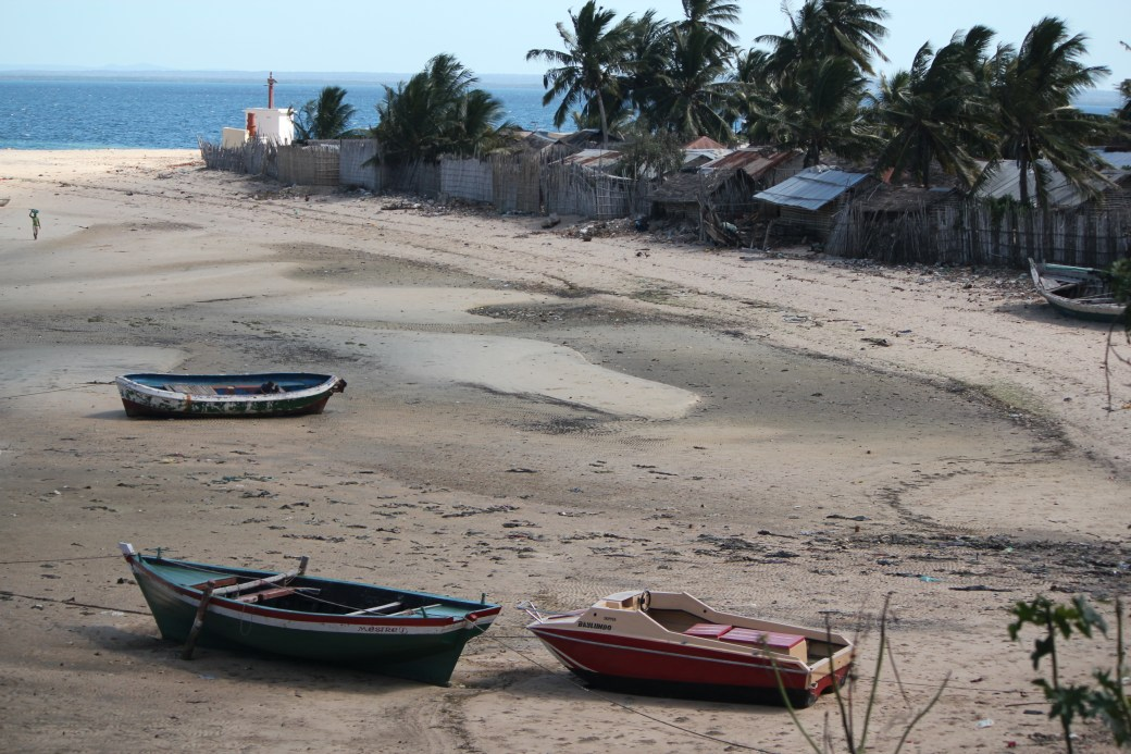 Coastal Village; Pemba, Mozambique; 2011