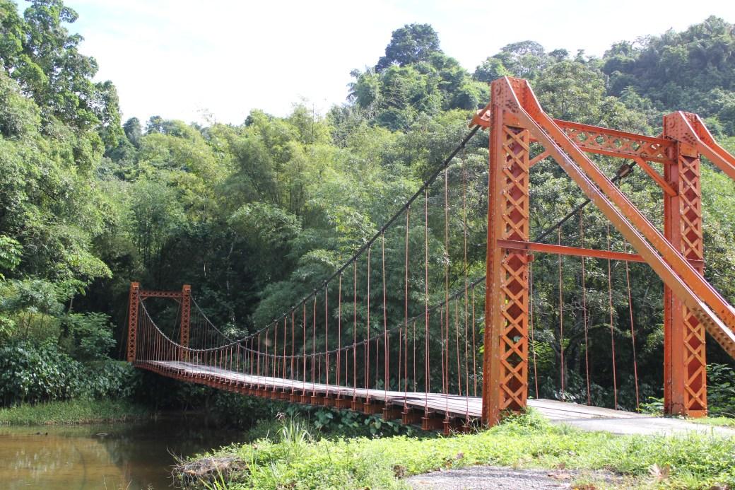 Red Bridge; Trinidad; 2011