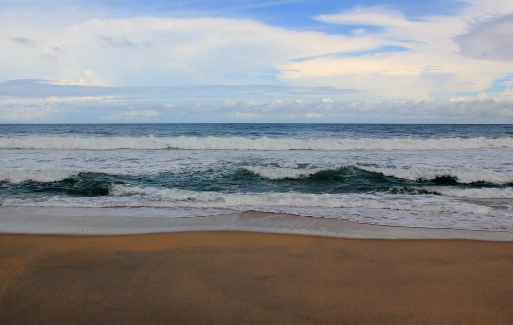 Ocean Colors; Trinidad; 2011