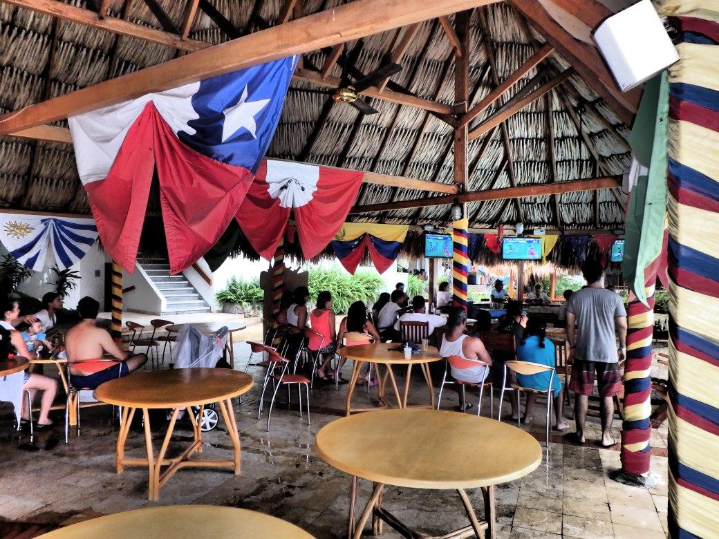Sports Fans; Santa Marta, Colombia; 2014