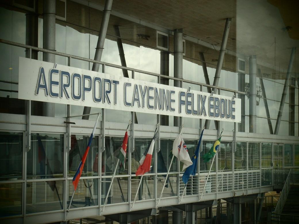 Cayenne Airport; Cayenne, French Guiana; 2012