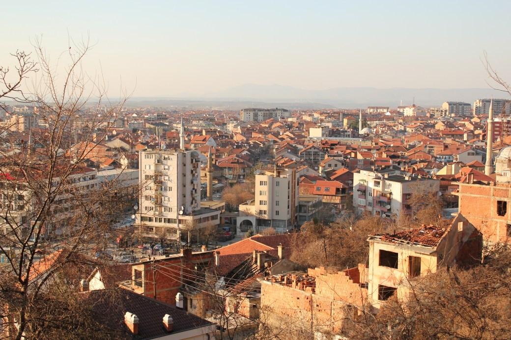 City View; Prizren, Kosovo; 2013