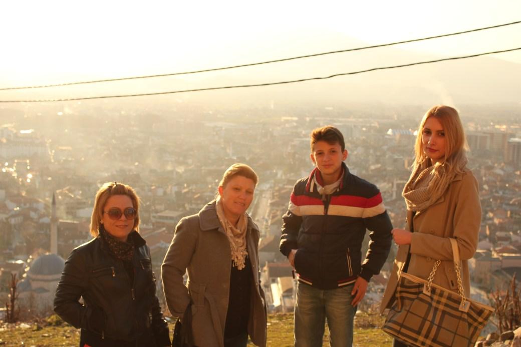 Hoxha Family; Prizren, Kosovo; 2013