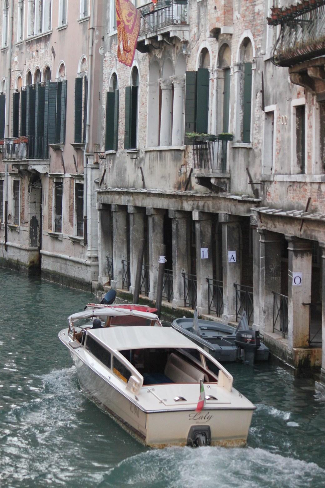 City Driving; Venice, Italy; 2011