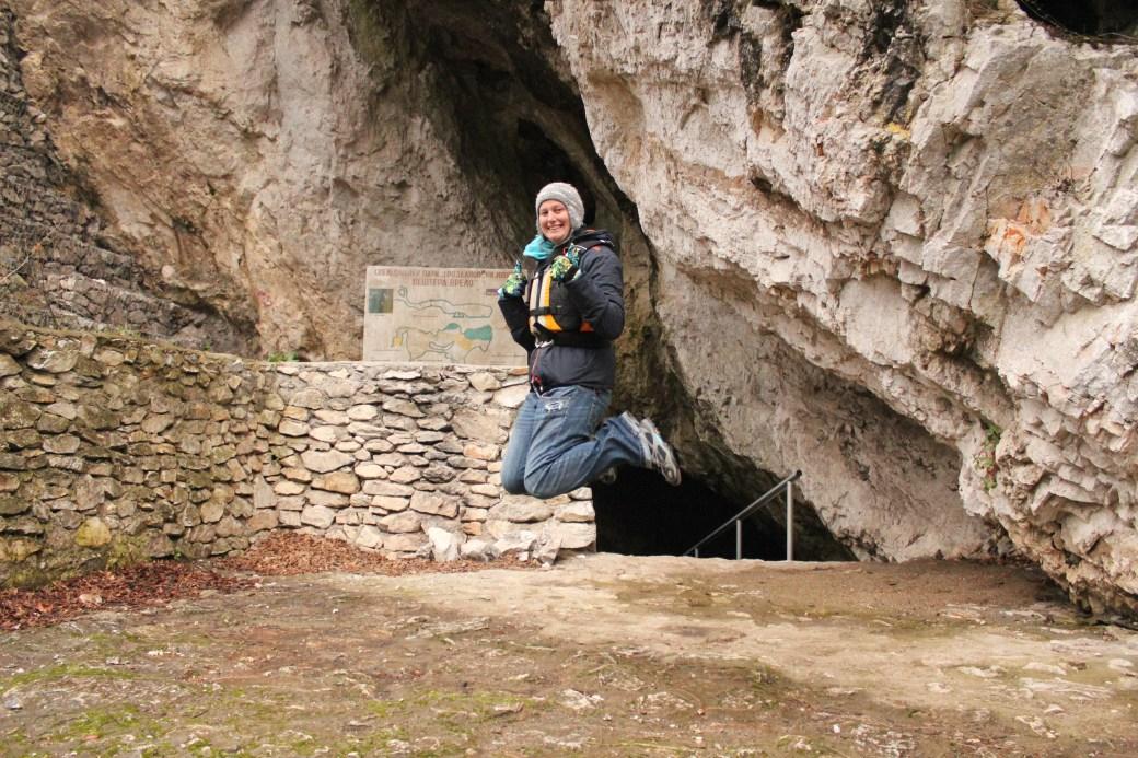 Signature Jumpin' Photograph; Matka, Republic of Macedonia; 2013