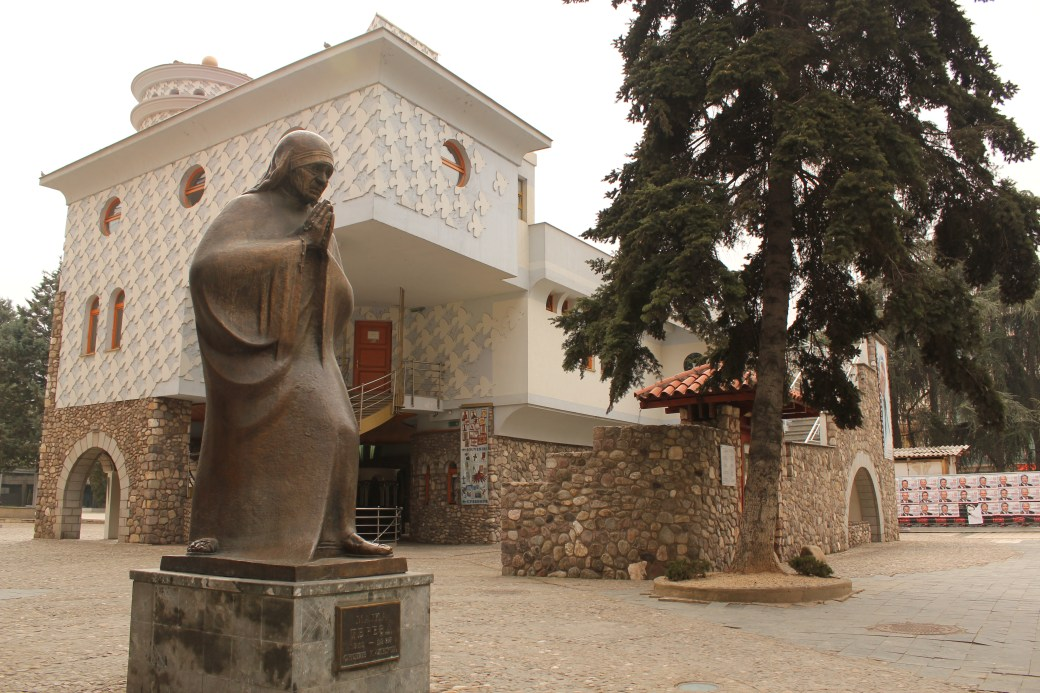 Mother Teresa House; Skopje, Republic of Macedonia; 2013