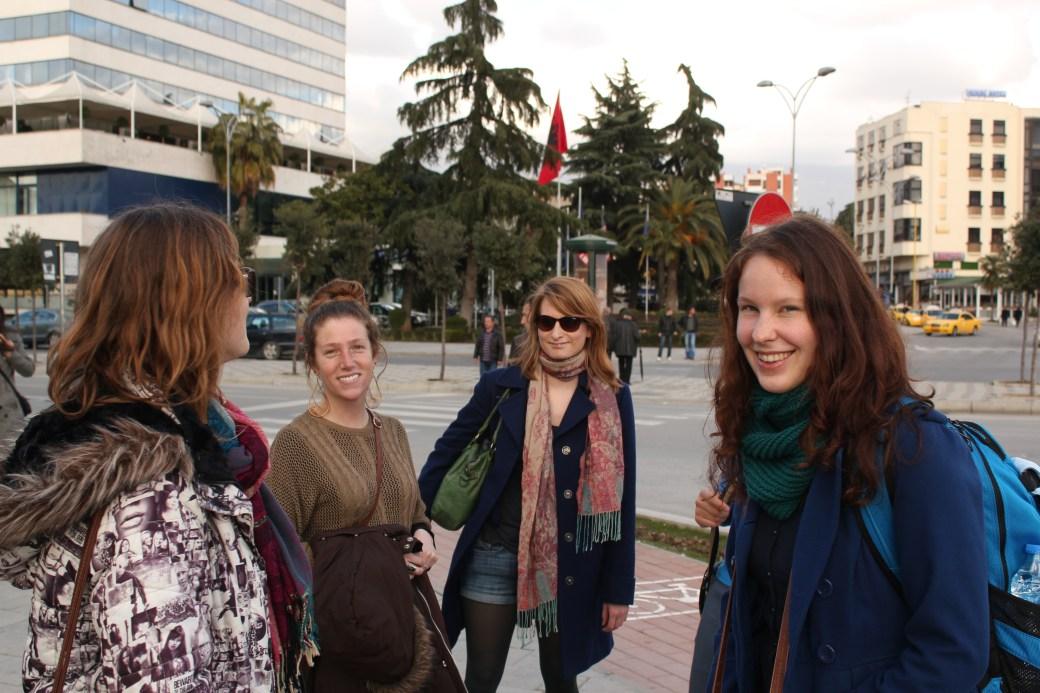 Awesome Peeps; Tirana, Albania; 2013