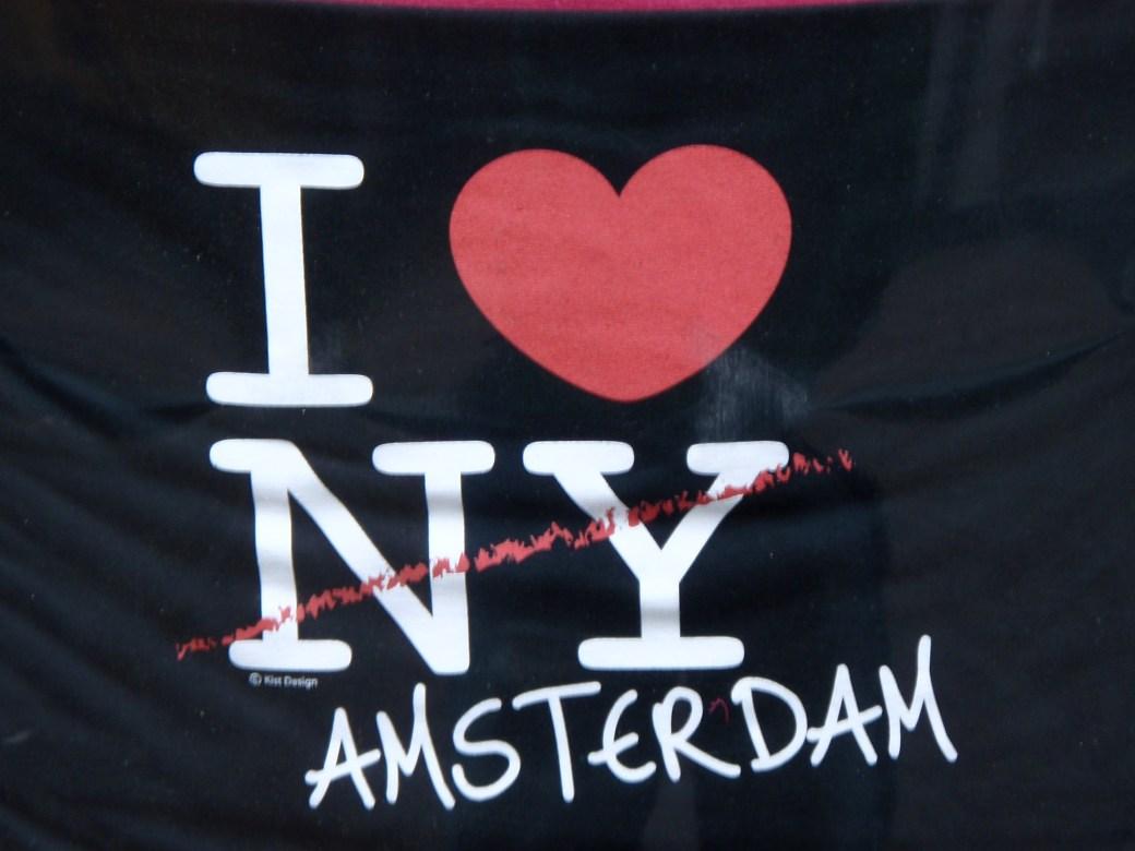 I <3 Amsterdam; Amsterdam, Netherlands; 2010