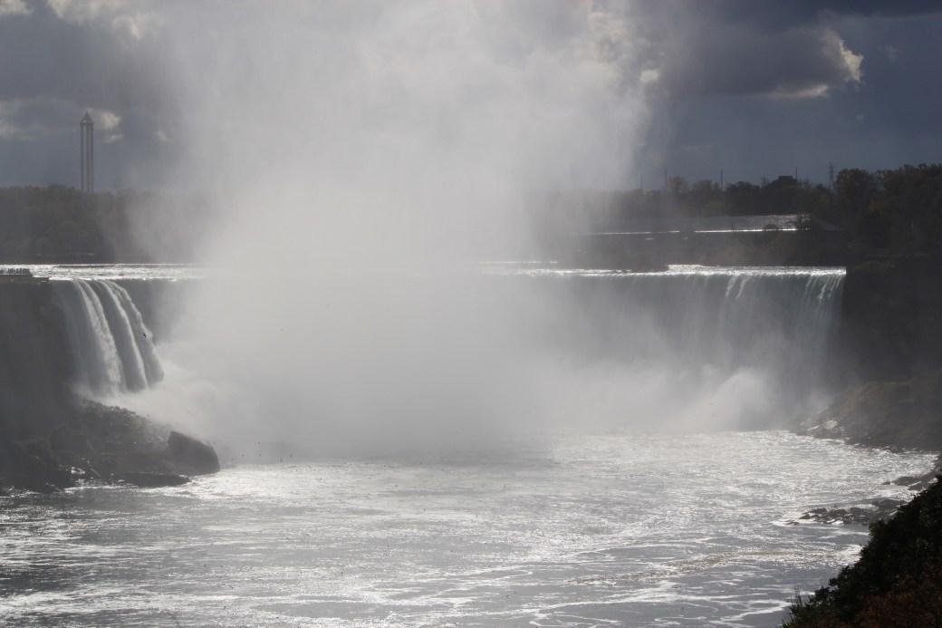 Niagara Falls; Niagara Falls, Canada; 2011
