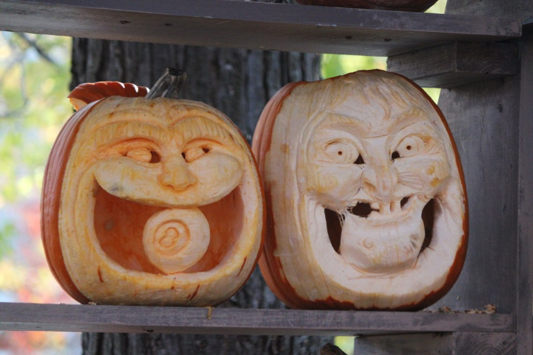 Silly Pumpkins; Montreal, Canada; 2011
