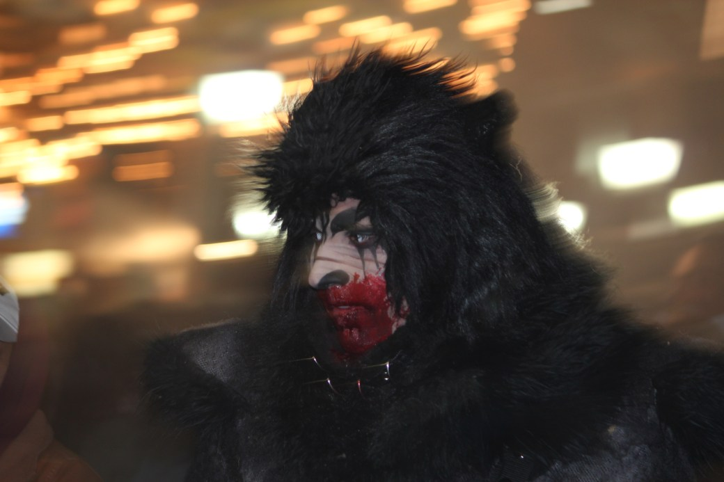 Beast; Montreal, Canada; 2011