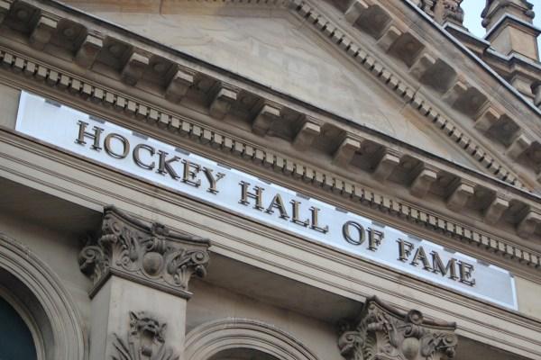Canada Toronto Hockey Hall of Fame