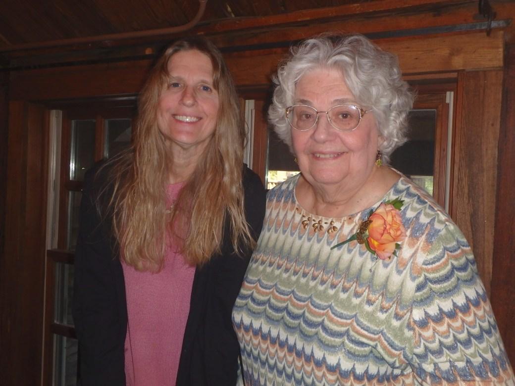 Mom & Gram; 2015