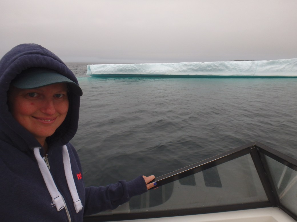 Jessica & Iceberg; Red Bay, Labrador; Phase 1: Part 4 Newfoundland & Labrador Edition; 2015