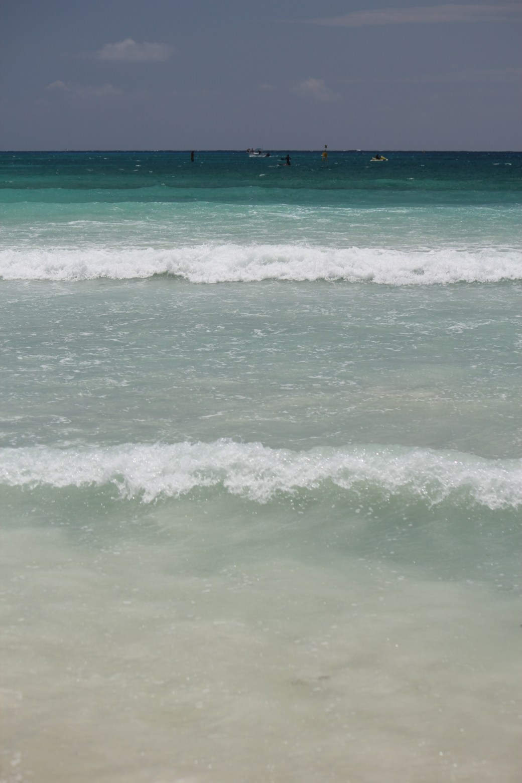 Beach Day; Playa del Carmen, Mexico; 2011