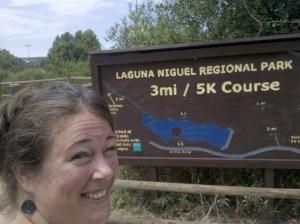 Laguna Niguel Regional Park creek