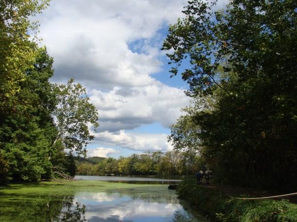 Walhonding Canal Coshocton Ohio