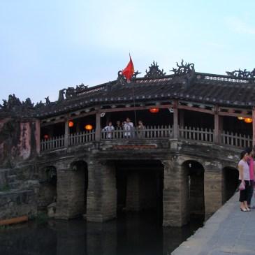 Hội An Việt Nam Pagoda Bridge Cầu Chùa