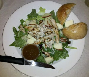 Apple of My Eye Salad 605 Grille