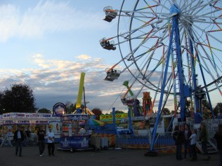 Coshocton Ohio fair 2012