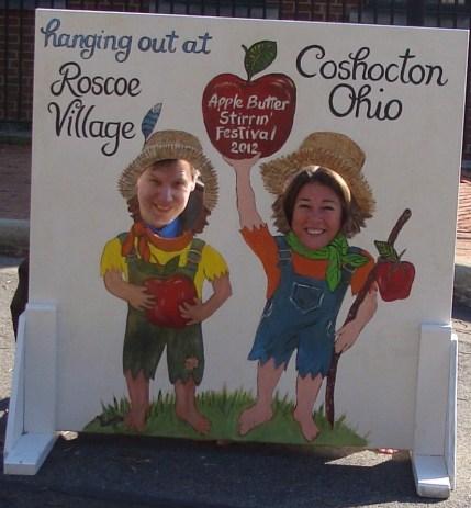 Roscoe Village Coshocton Ohio Apple Butter Festival