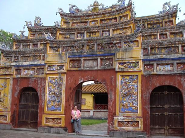 Traveling Marla Hue Viet Nam