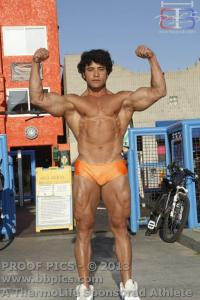 Muscle Beach Venica CA travel Los Angeles Venice Beach California writer blogger bodybuilding weight training