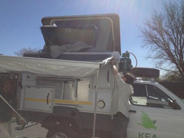 expat life Pretoria SanParks Kruger National Park camping