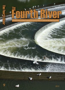 """My photo, titled """"Pulteney's Ballad,"""" for the cover of Fourth River literary journal."""