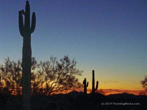 travel United States America Arizona desert
