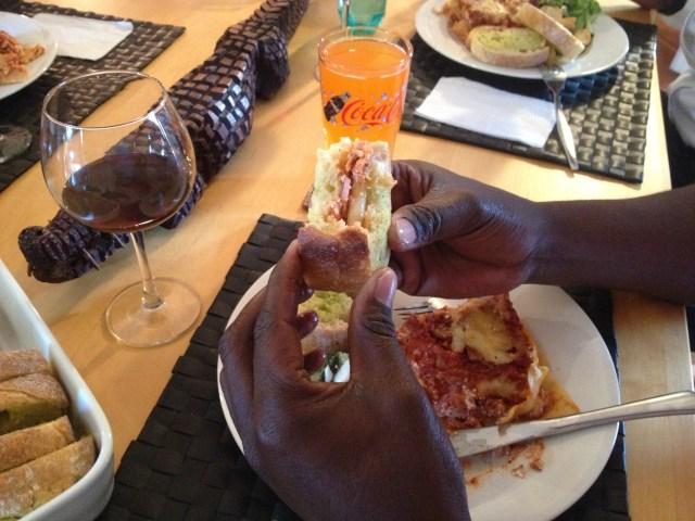best lasagne recipe sandwich
