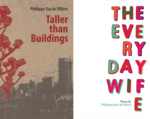 Phillippa Yaa de Villiers books
