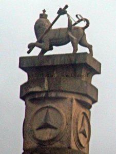 travel Ethiopia lion of judah