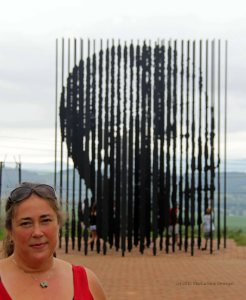 literary travel South Africa