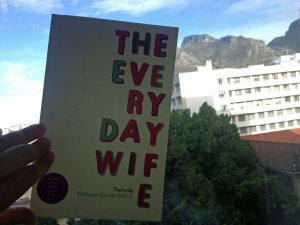 The Everyday Wife visiting Table Mountain in Cape Town, South Africa