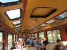 Riding on the Inca Rail2