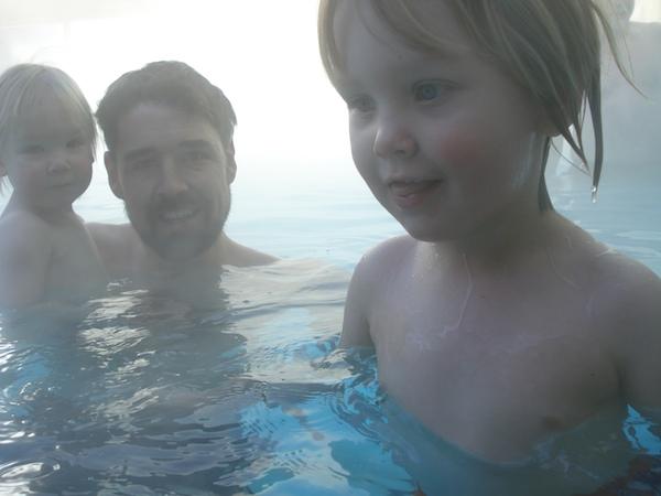 White Sulphur Springs hot springs pool