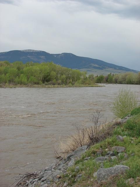 Yellowstone upstream