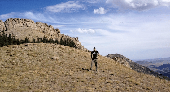 How to get to Livingston Peal Trailhead and how to climb Livingston Peak