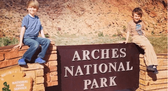 Five hikes for kids and families in (or near) Arches National Park