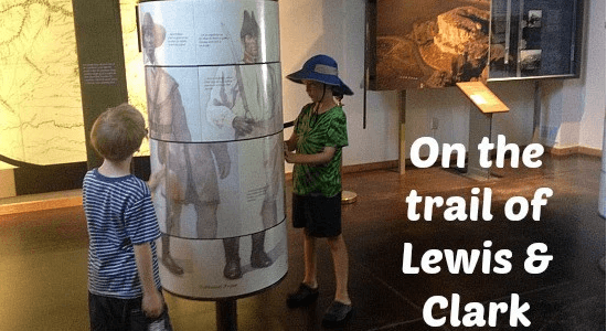 Following the trail of Lewis and Clark in Montana