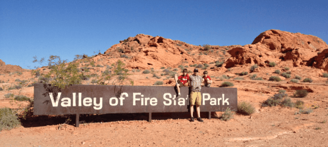 Planning your Valley of Fire trip