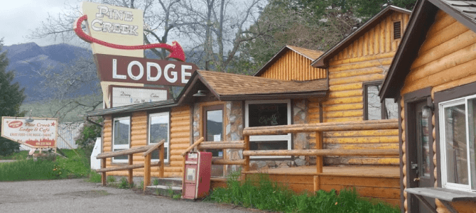 Mother's Day at Pine Creek Lodge and Yellowstone