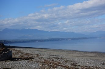 Campground review Best sites at Dungeness Campground Campgrounds on the Puget Sound. Olympic Mountains