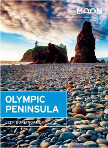 Things to do on the Olympic Peninsula Moon Olympic Peninsula (Moon Handbooks) by Jeff Burlingame