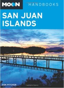 Moon San Juan Islands (Moon Handbooks) by Don Pitcher
