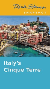 Rick Steves Snapshot Italy's Cinque Terre buy on Amazon
