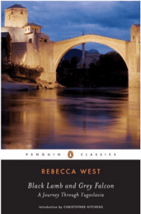 Black Lamb and Grey Falcon by Rebecca West books about Croatia war