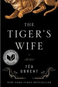 The Tiger's Wife Téa Obreht bestsellers set in Croatia
