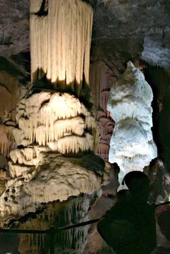 Postojna cave tour from ljubljana can be done in one day